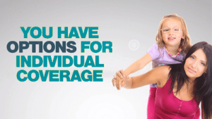 you have options for individual coverage teal letter